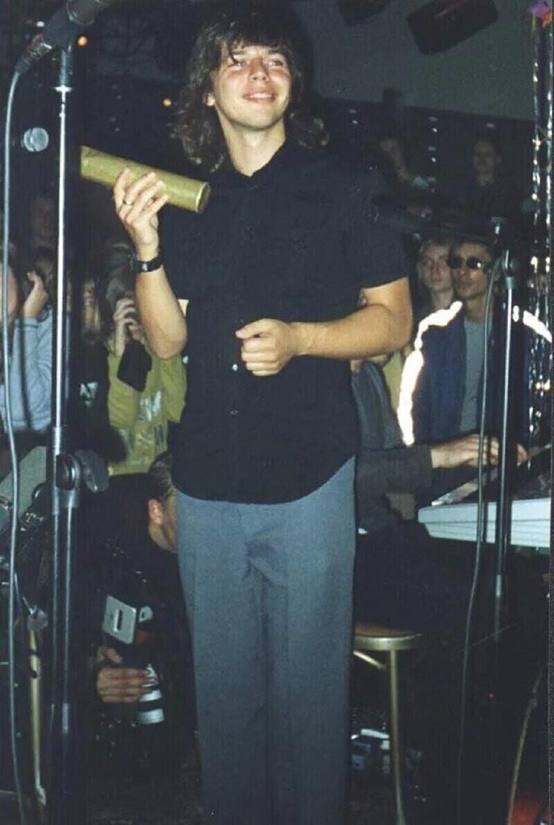 Илья Лагутенко, 1999 год
