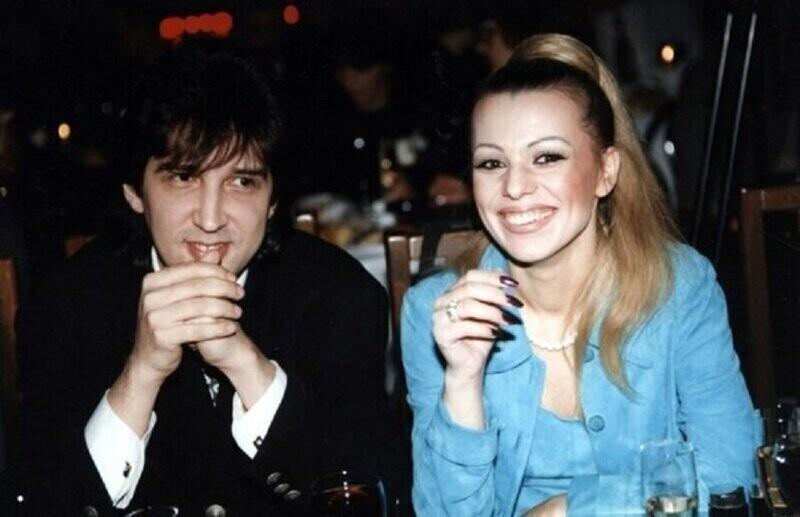 Кай Метов и Ирина Салтыкова, 1996 год