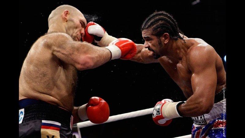 Николай Валуев вошел в список самых ужасных боксеров мира
