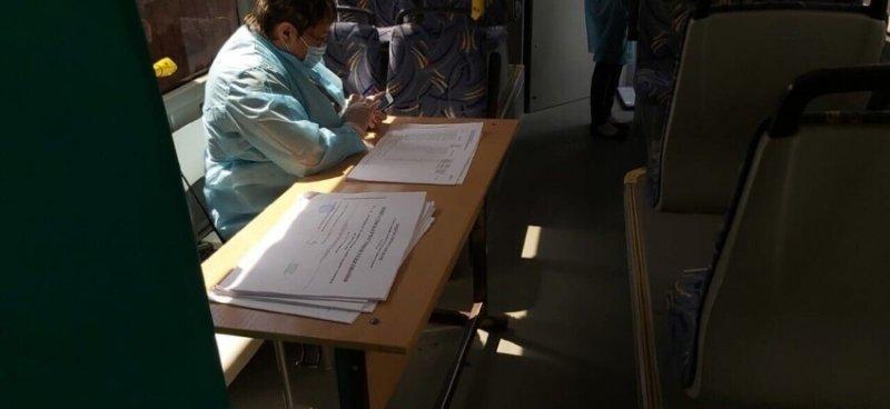 Стартовало голосование за поправки в Конституцию: фоторепортаж