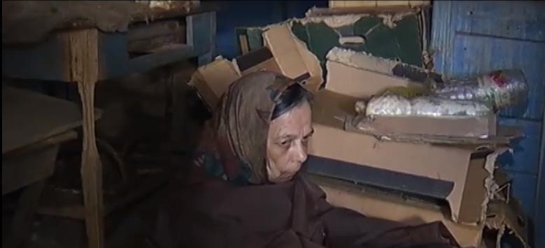 В нижегородской деревне нашли женщину-Маугли