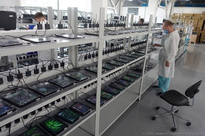 В России готовят собственные планшеты для переписи населения