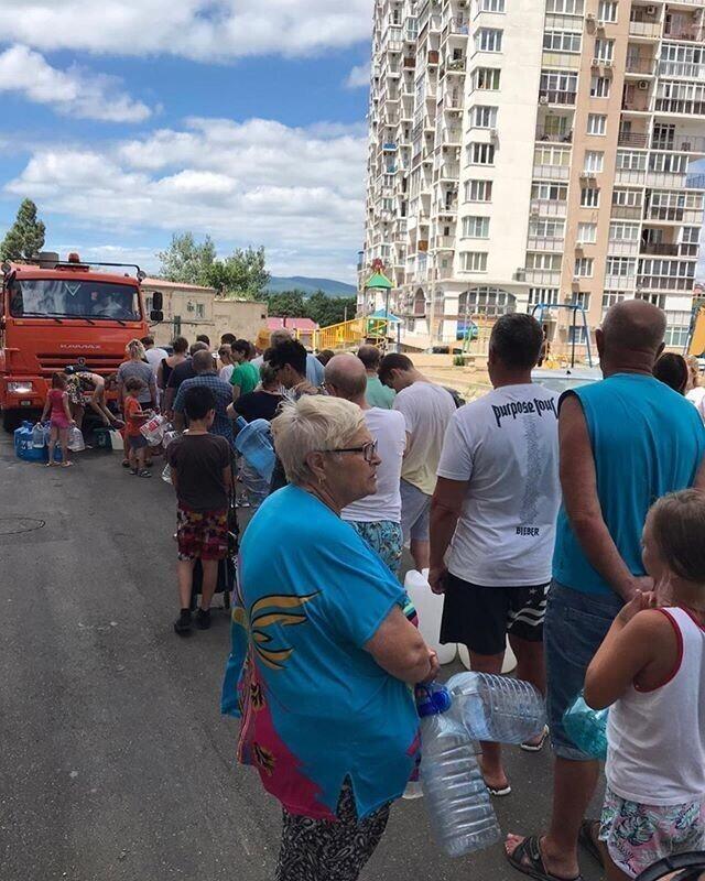Отвыкшая от российских курортов Водонаева шокирована жизнью в Геленджике