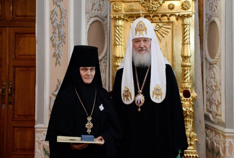 Настоятельнице монастыря пришлось продать свой мерседес