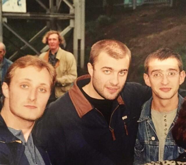 Андрей Зибров, Михаил Пореченков, Константин Хабенский