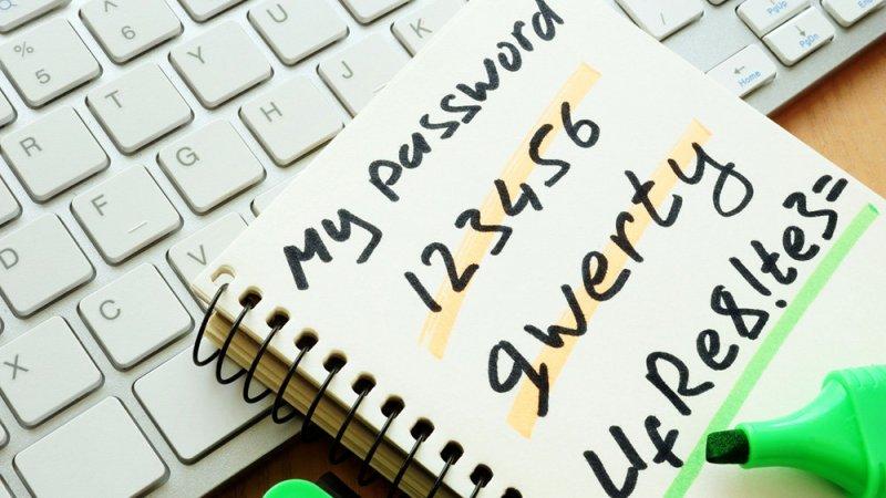 Названы самые популярные среди россиян пароли