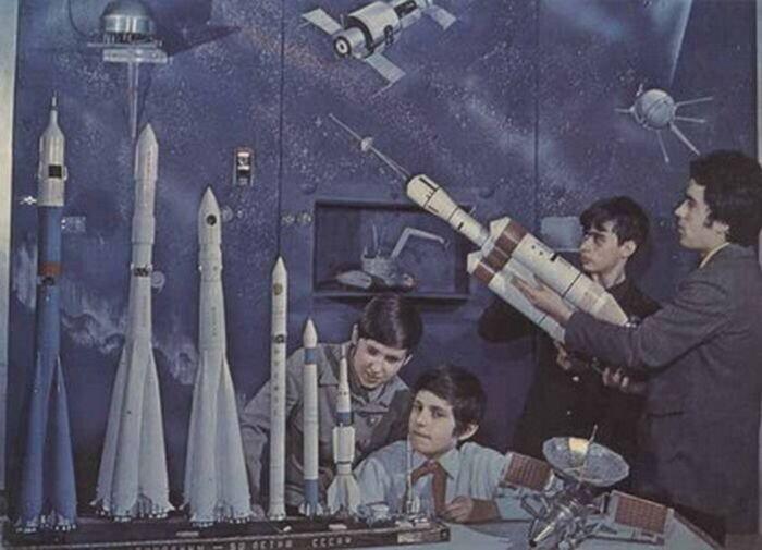 Дух времени: фотопрогулка по СССР