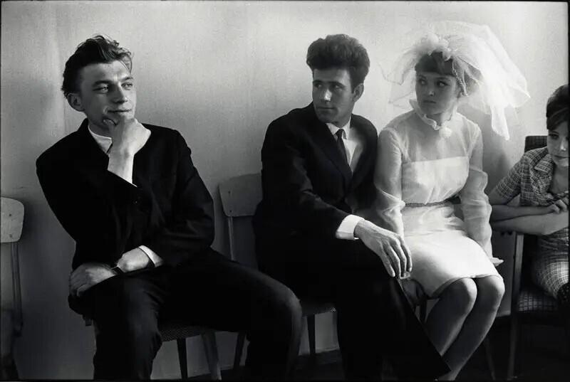 Братск, 1967. Автор фото: Эллиот Эрвитт