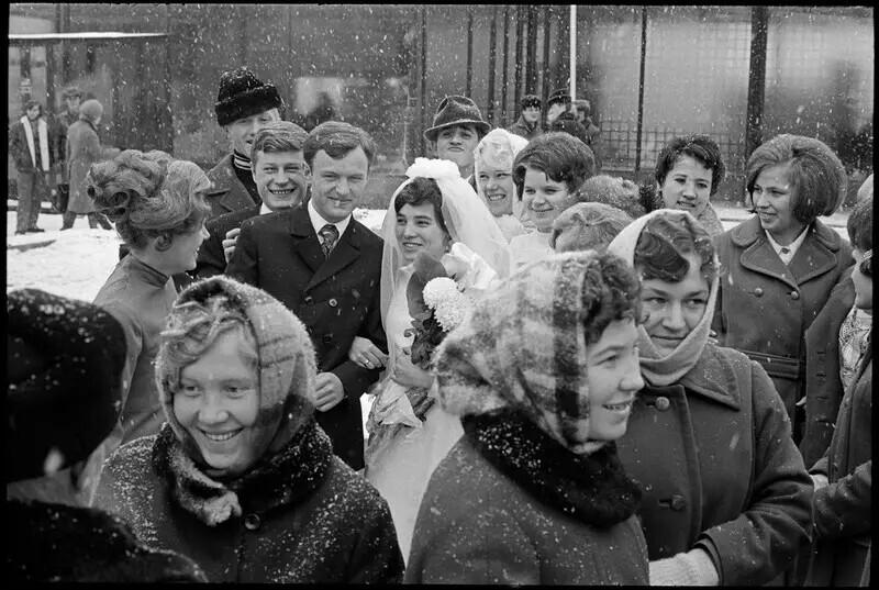 Иркутск, СССР, 1972. Автор фото: Анри Картье-Брессон