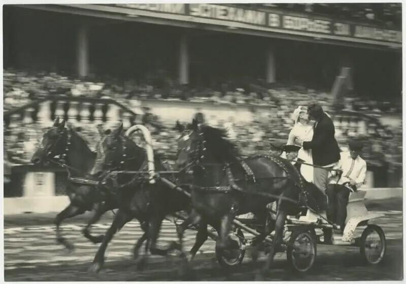 Русская свадьба, 1967 год. Автор фото: Лев Бородулин