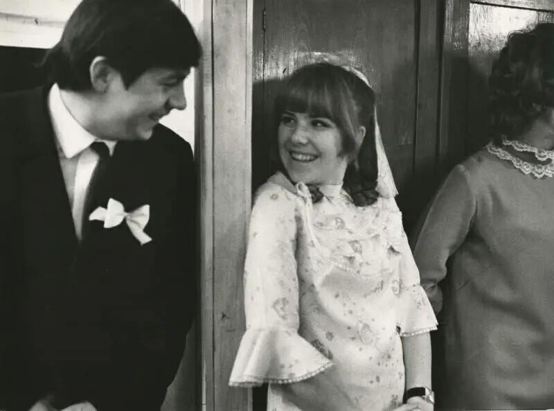 Взгляд, 1970-е. Автор фото: Всеволод Тарасевич