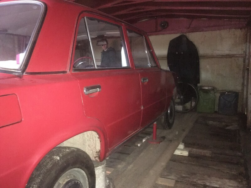 Что таилось в накрепко закрытом гараже дедушки