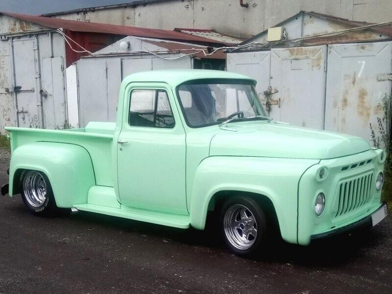 ГАЗ-Ф153