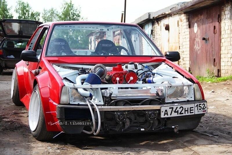 LADA 2108 V8