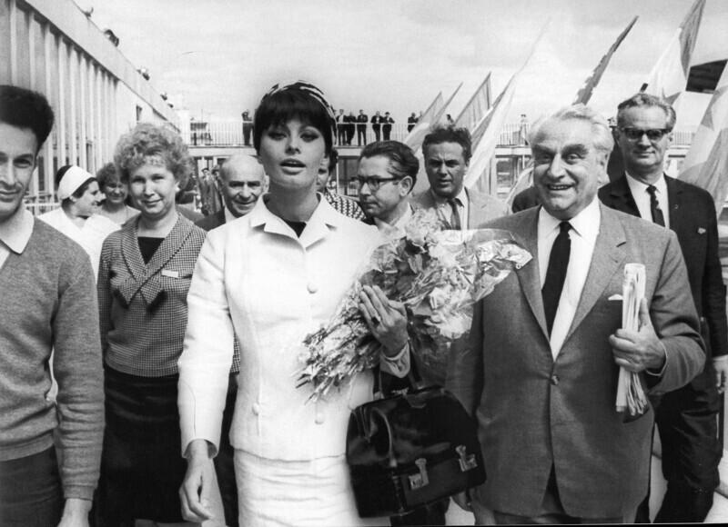 Ностальгия по СССР: аэропорт Шереметьево в 1960-1970 годах