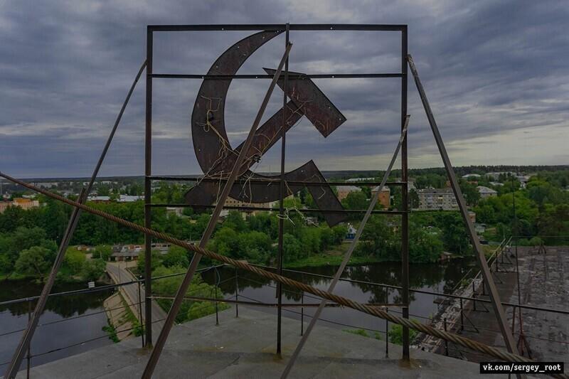 Осколки времени: или что осталось от СССР
