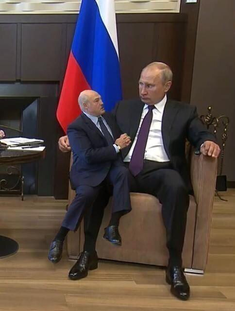 Россия даст Белоруссии кредит на $1,5 млрд: реакция соцсетей по итогам встречи Лукашенко и Путина