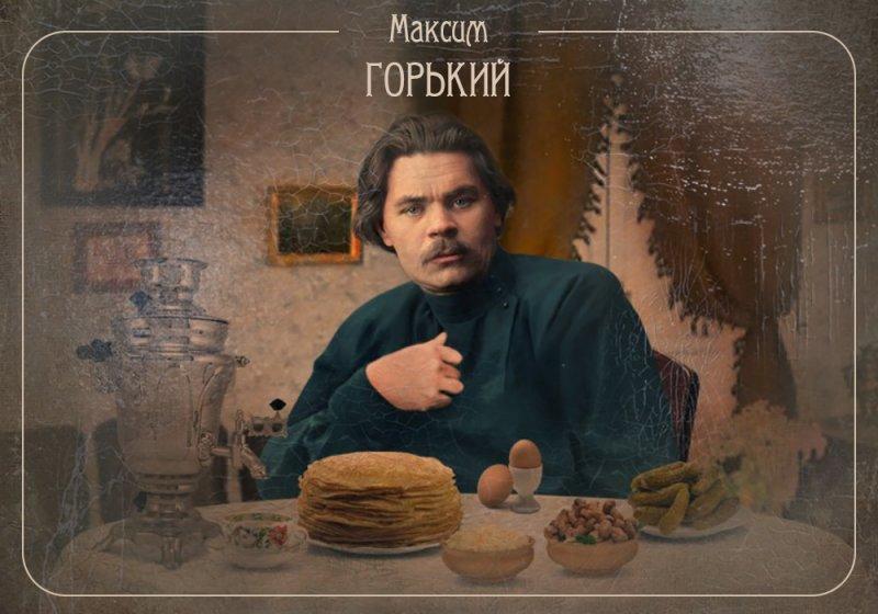"""""""Соблазняет меня беспрестанно"""": русские классики о еде"""
