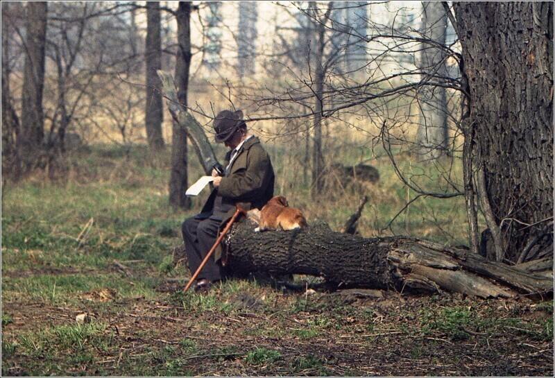 Наше прошлое: Москва в 1964-1975 годах