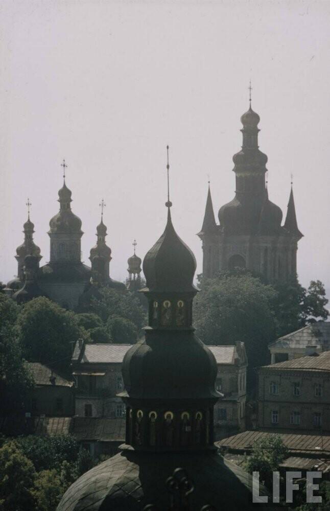 Фотопутешествие по СССР: 1958 год