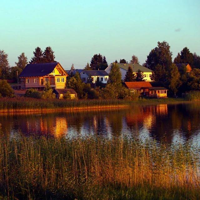 Ферапонтово признали одним из самых красивых сел мира