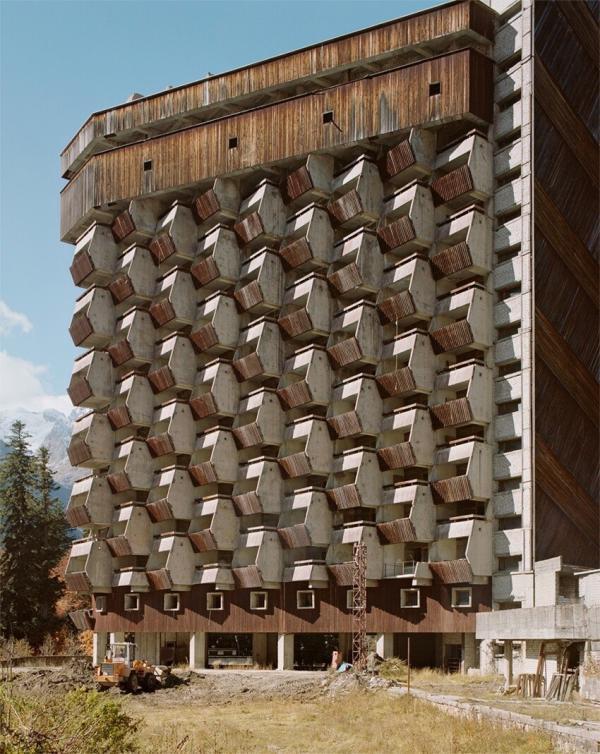 Архитектурный футуризм позднего СССР