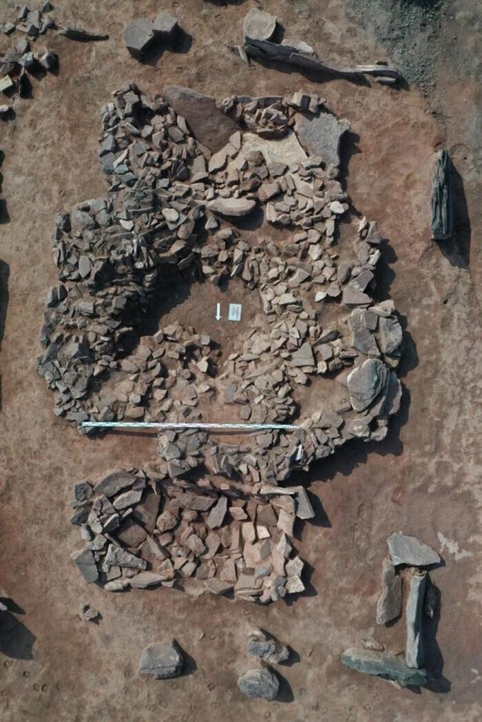В Сибири обнаружено семейное захоронение эпохи бронзы и железа