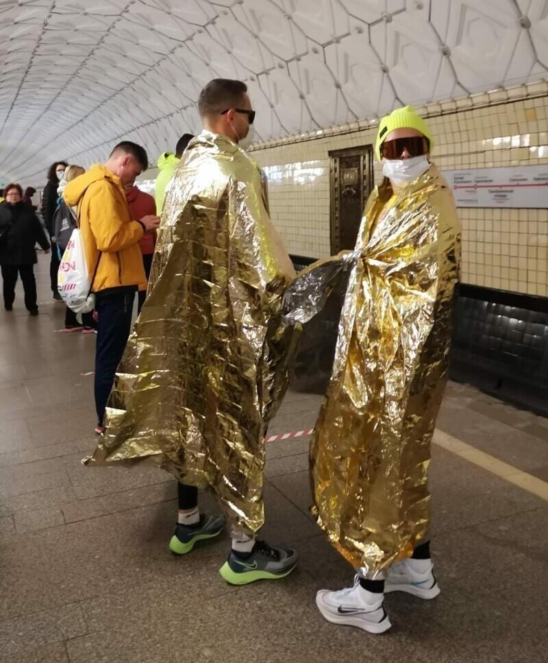 Незабываемые пассажиры московской подземки