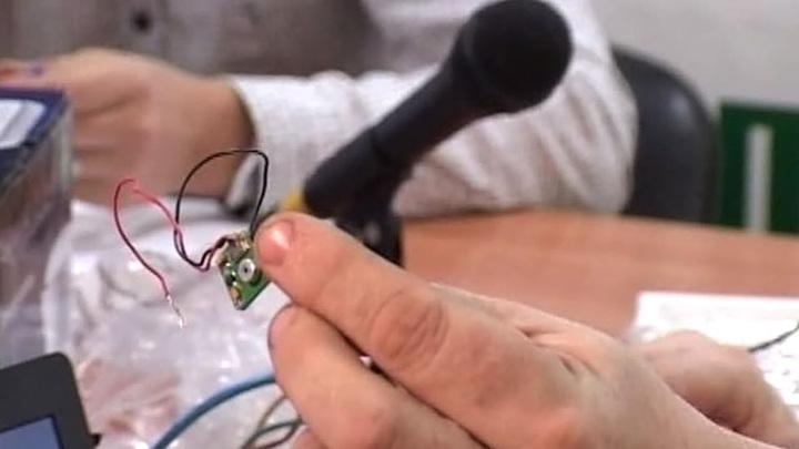 В Минпромторге предупредили об утюгах с прослушкой