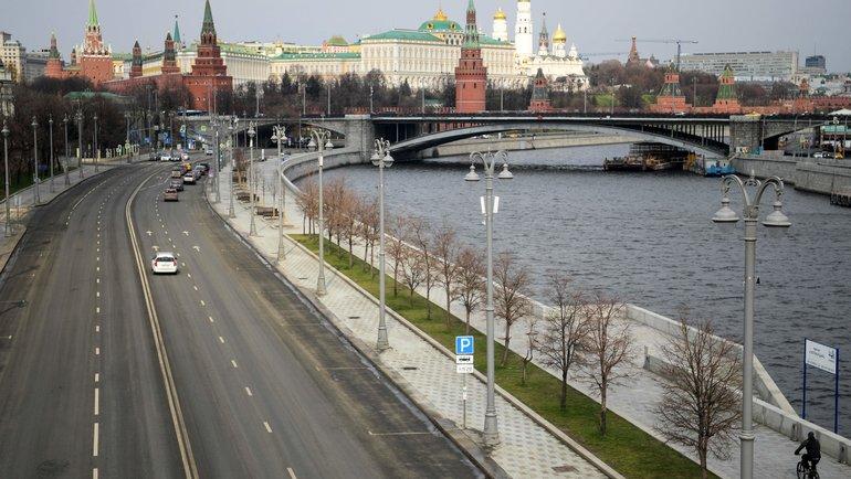 Московские власти вводят новые ограничения из-за пандемии