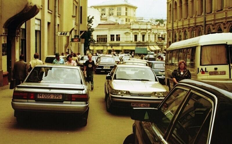 Кузнецкий мост, 1990-е