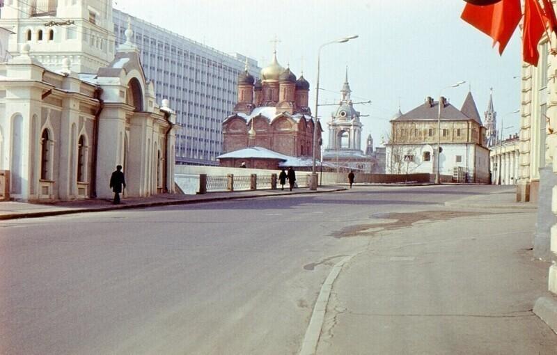 Улица Варварка (Разина), 1976 год