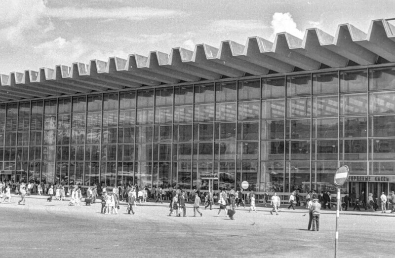 Курский вокзал, 1973 год