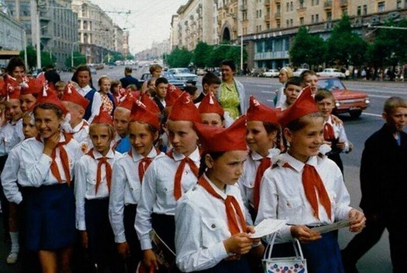 Наше прошлое: фото СССР