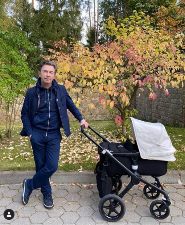 Многодетный Сюткин пожаловался на размер пенсии