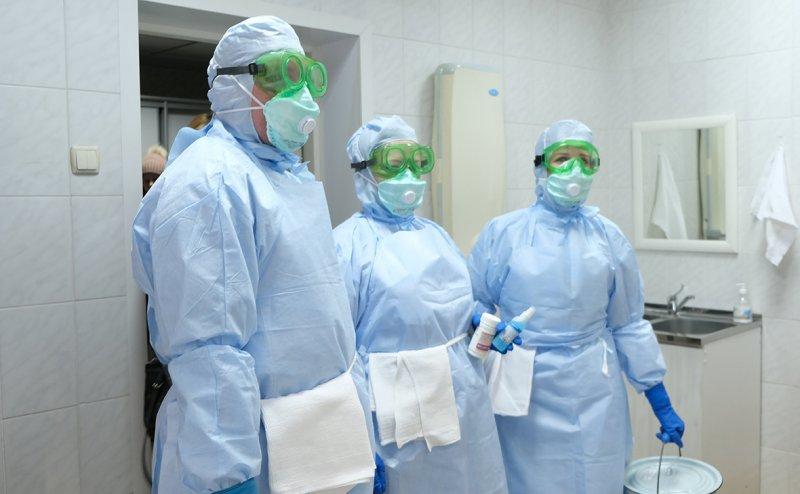 Устали: российские медработники сняли клип о своей тяжелой профессии