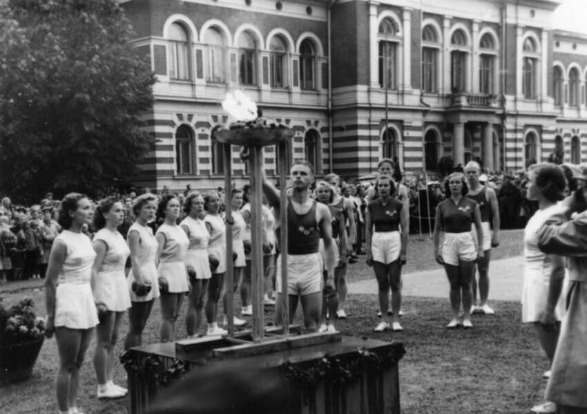 Почему в СССР игнорировал Олимпиады?