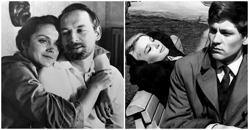 Великолепные пары актеров из СССР