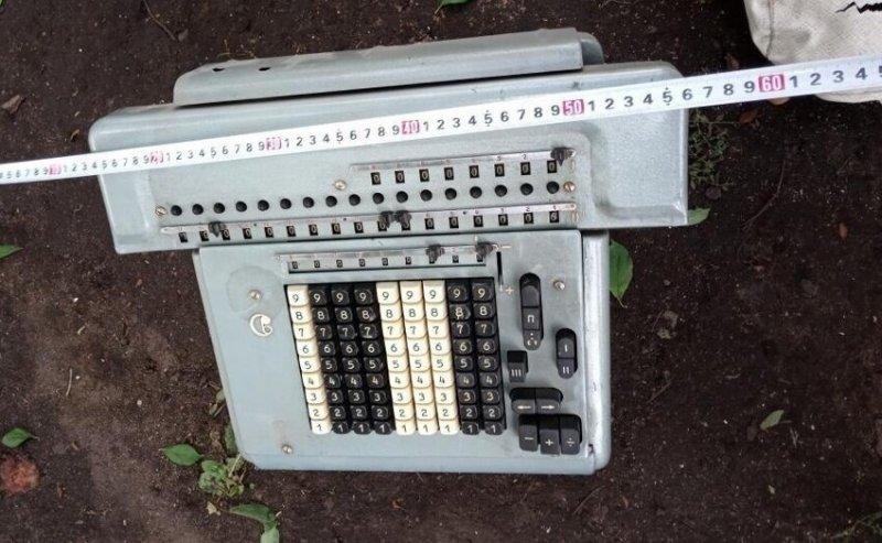 14. Счетная машинка