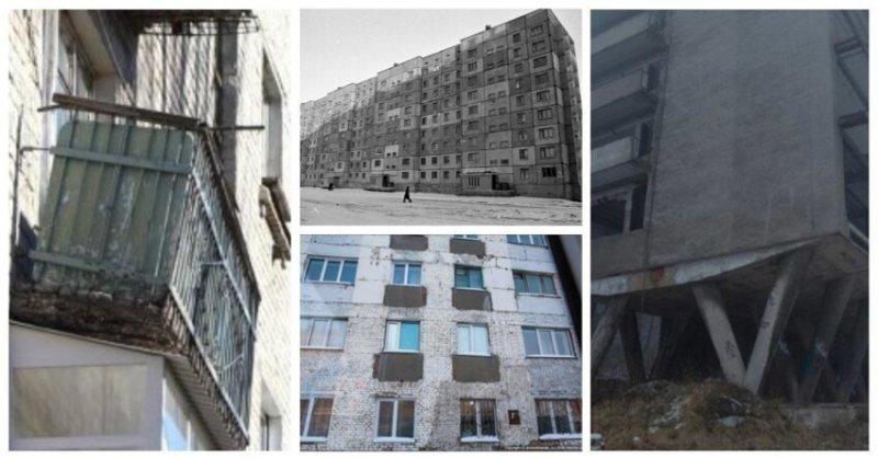 Загадочный Норильск и его странные дома