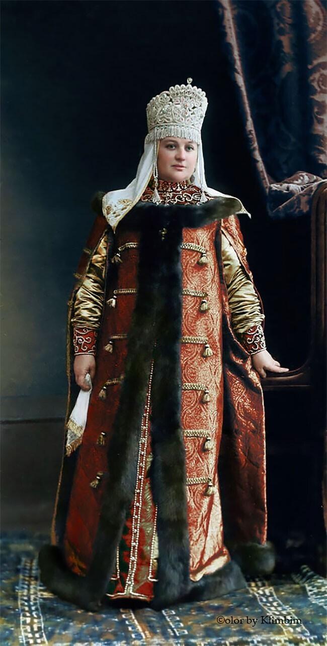 Княжна Голицына