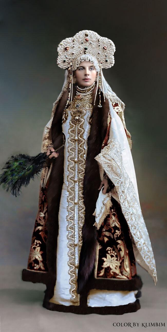Графиня София Ферзен, урожденная княжна Долгорукова