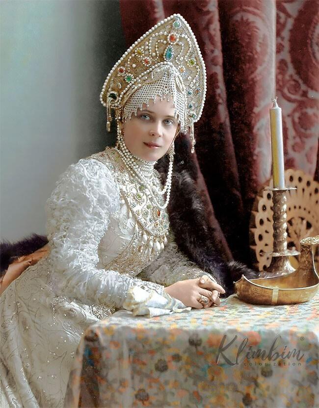 Княгиня Юсупова