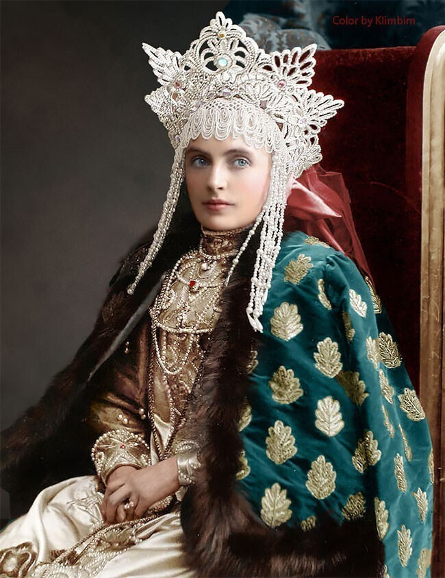 Баронесса Эмма Владимировна Фредерикс