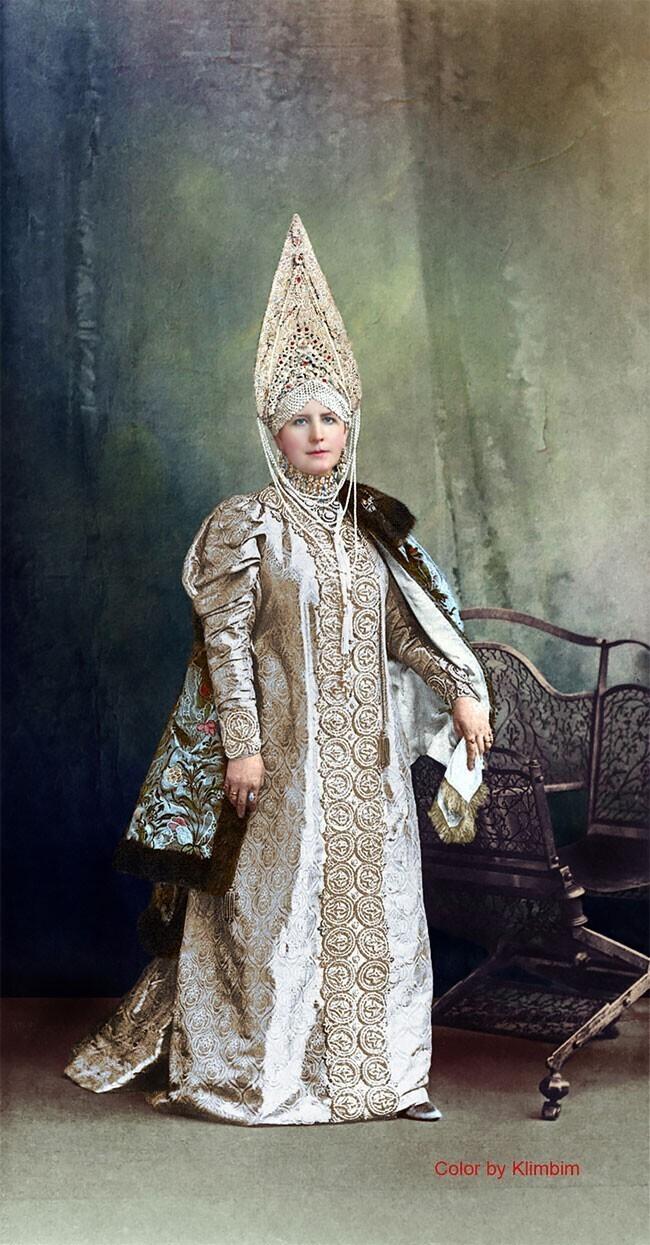 Графиня Мария Келлер