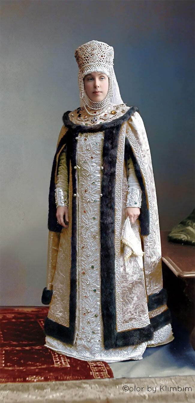 Мадам Безобразова, урожденная графиня Стенбок-Фермор