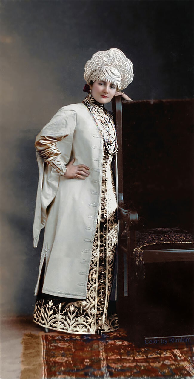 Мадемуазель Дороти Бибикова