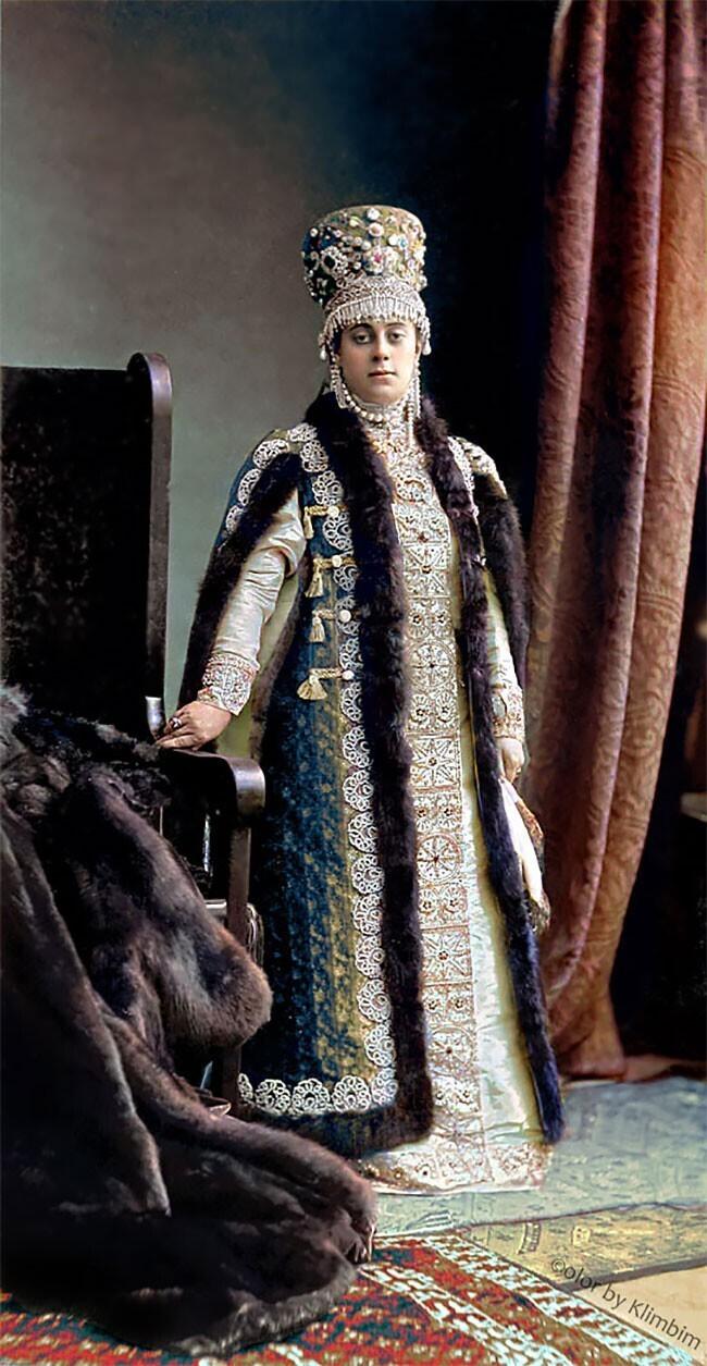 Графиня Мария Орлова-Давыдова