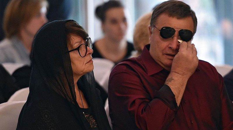 Ольга и Владимир Фриске