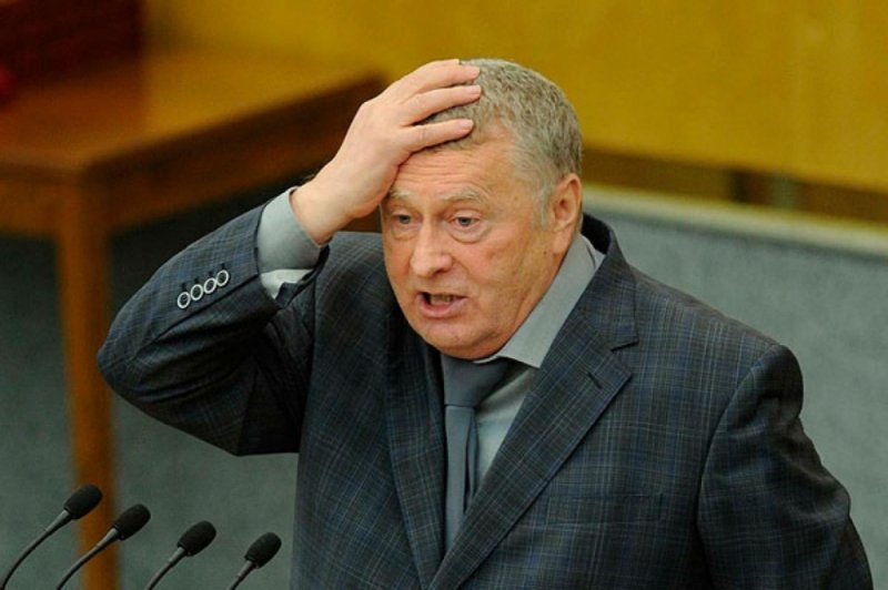 Жириновский назвал имя следующего президента